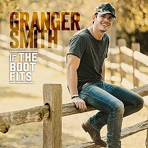 Granger Smith If the Boot Fits single cover