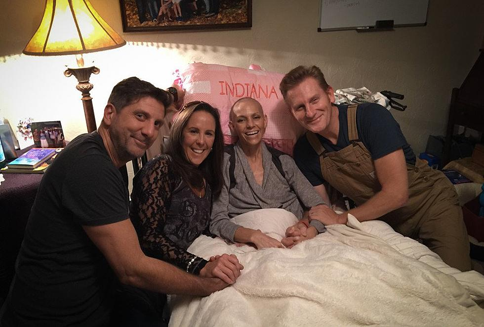 Joey + Rory Thank God for Lifelong Friend, Manager Aaron