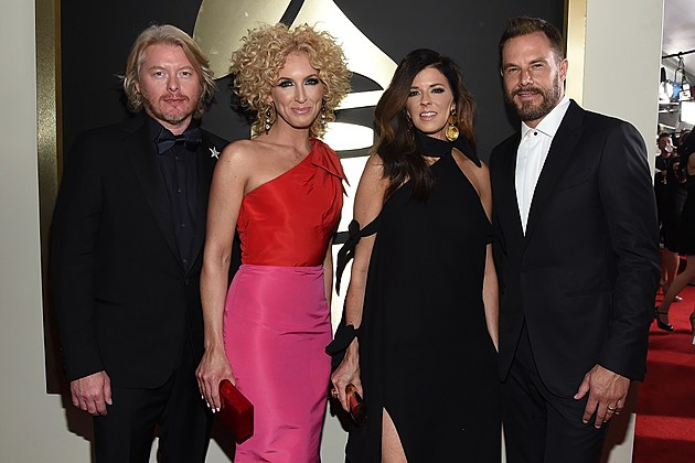 Little Big Town 2016 Music Biz Artist of the Year Award
