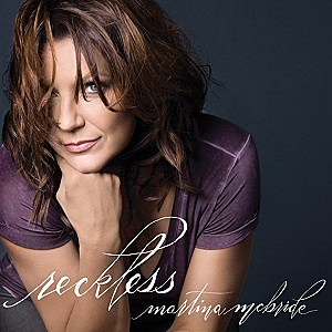 Martina McBride Reckless single cover