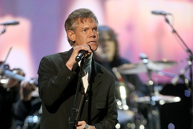 Randy Travis performance