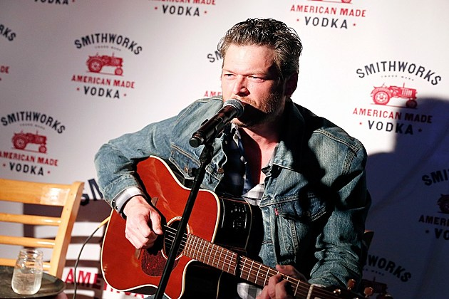 Blake Shelton Country Music Hall of Fame exhibit