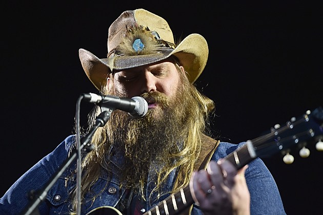 chris stapleton free concert