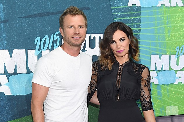 Dierks Bentley Grateful To Share Success With Wife Cassidy