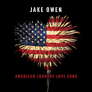 Jake Owen American Country Love Song single cover