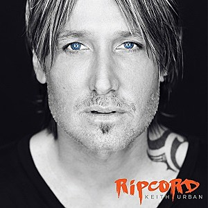 Keith Urban RipCORD album cover