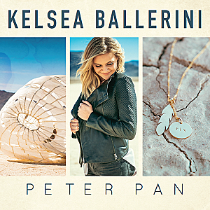 Kelsea Ballerini Peter Pan single cover