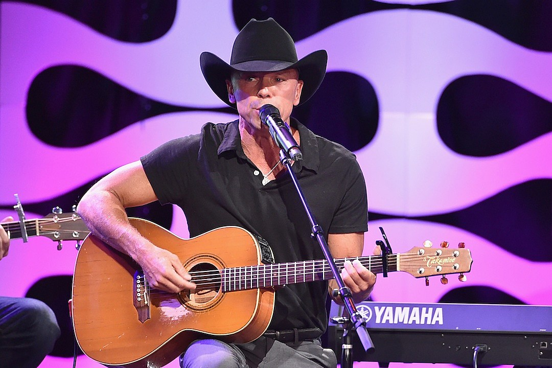 Kenny Chesney Planning To Release New Music This Spring