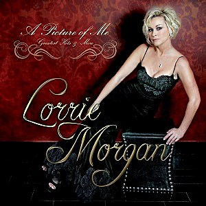 Lorrie Morgan a Picture of Me album cover