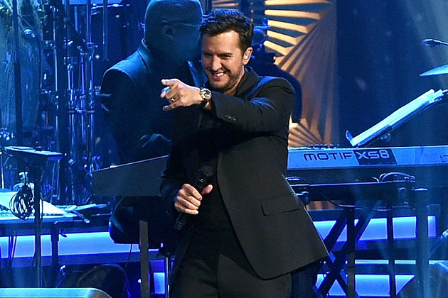 Luke Bryan ACM Awards