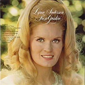 Lynn Anderson Rose Garden album cover