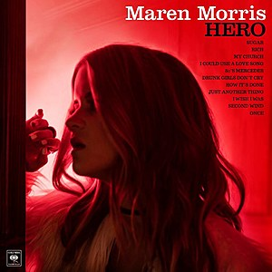 Maren Morris Hero album cover