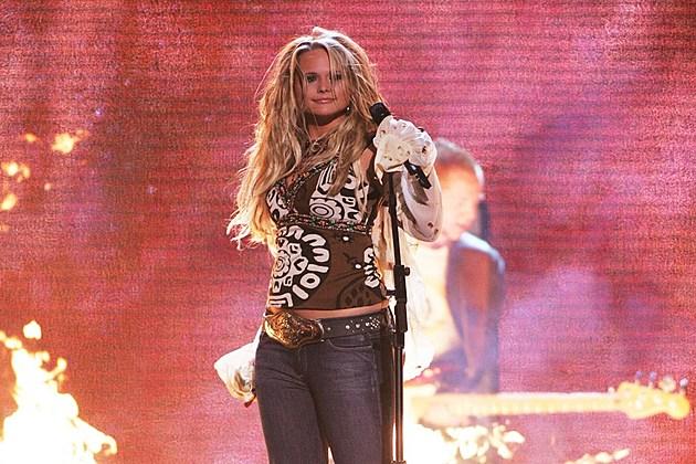 Miranda Lambert Kerosene gold single