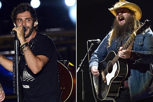 2016 ACM Awards New Male Vocalist of the Year nominees