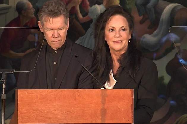 Randy Travis Country Music Hall of Fame 2016
