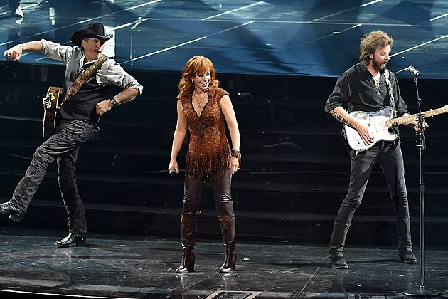 reba, brooks, and dunn vegas dates