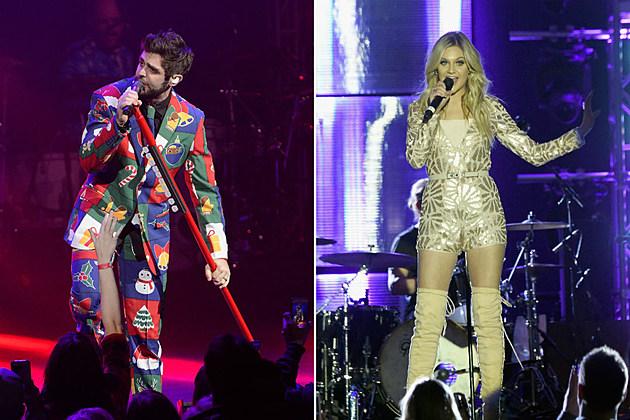 Thomas Rhett Kelsea Ballerini Kesha Nashville