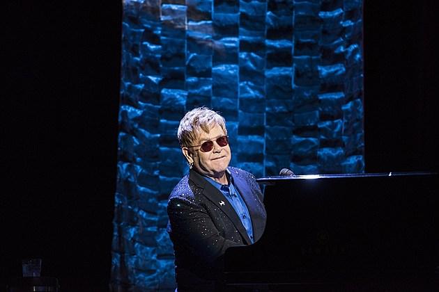Elton John Nashville