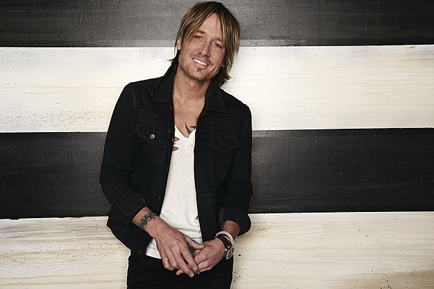 Keith Urban 2016 Golden Boot Awards Artist of the Year