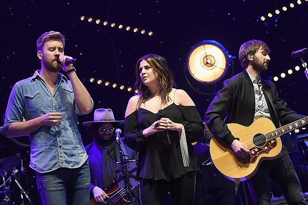 Lady Antebellum Kentucky Derby
