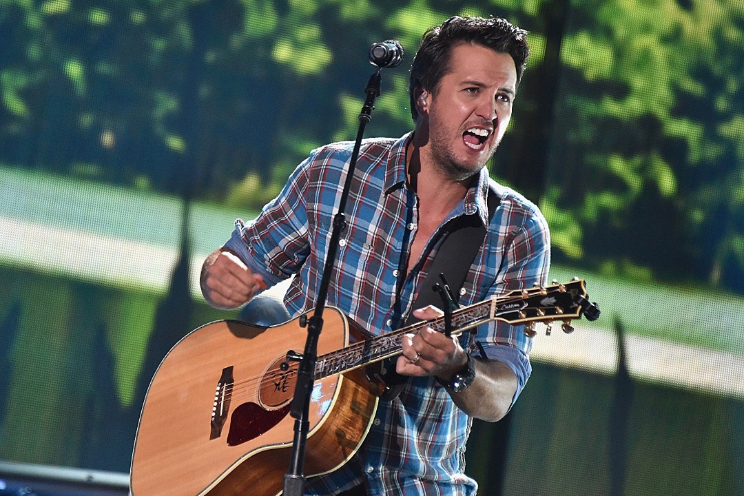 Luke Bryan 2016 Farm Tour
