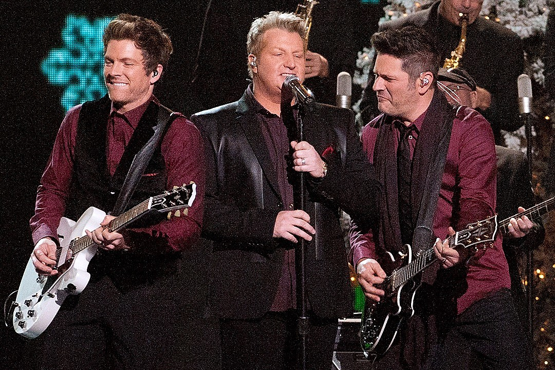 Rascal Flatts Putting Their Spin on the Classics for Christmas Album