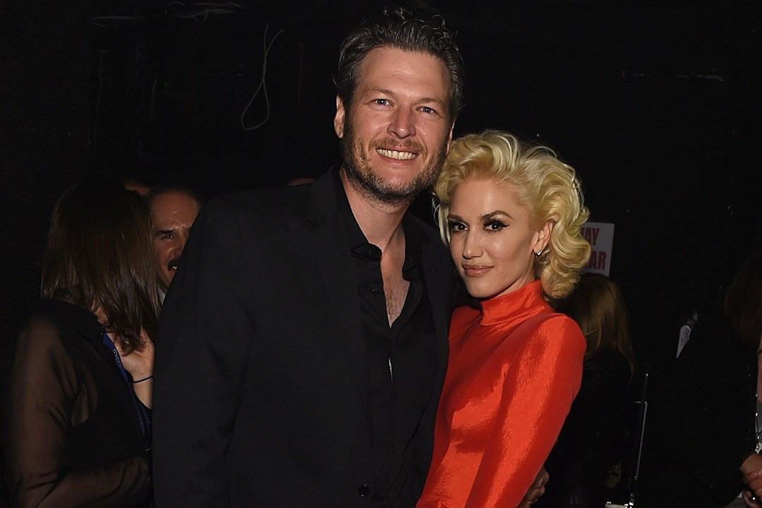 Smitten Gwen Stefani Calls Her Song With Blake Shelton a