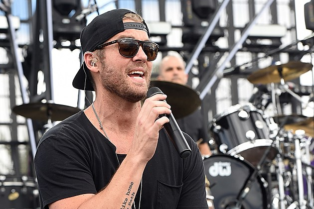 Country Stardom Wasn T Brett Young S First Career Choice