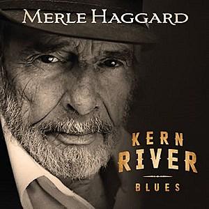 Merle Haggard Kern River Blues single cover