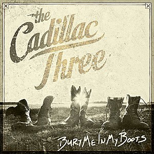 new album,bury me in my boots,the cadillac three