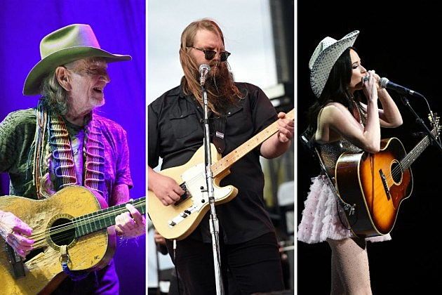 willie nelson chris stapleton kacey musgraves acl hall of fame