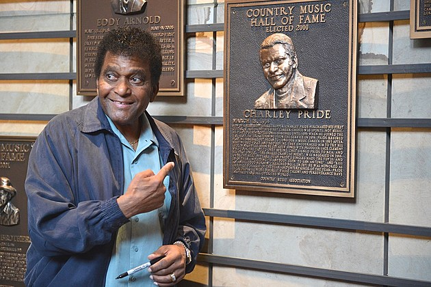 Charley Pride interview 2016