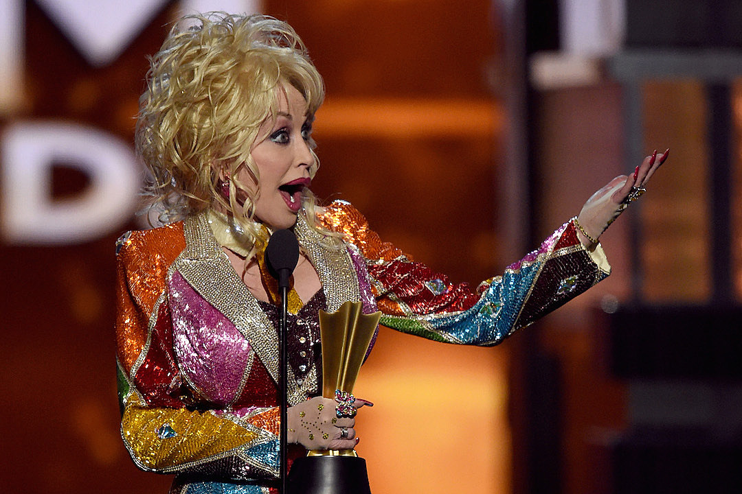 Dolly Parton and her husband of 50 years celebrate their golden anniversary