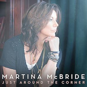 just around the corner,martina mcbride,music video,single