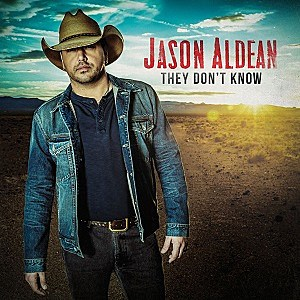 Jason Aldean They Don't Know album cover