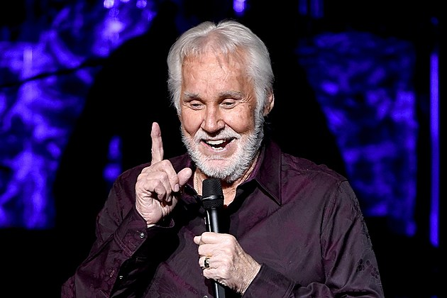 Kenny Rogers Tour Playlist