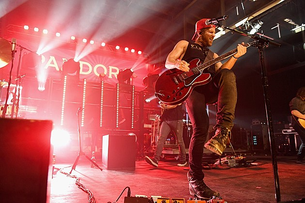 Kip Moore Be the Change Facebook note