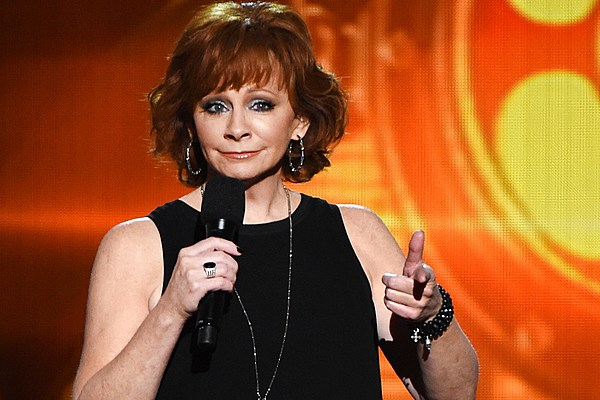 Album of the month feb 2017 reba mcentire 39 sing it now 39 for How many kids does reba mcentire have