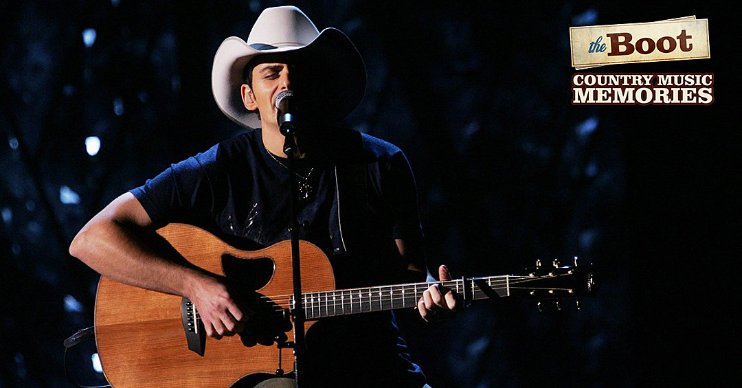 Country Music Memoriesbrad Paisley Releases Time Well Wasted