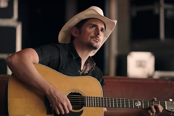 Nationwide Wedding Insurance: Brad Paisley Stars In New Nationwide Commercial [WATCH]