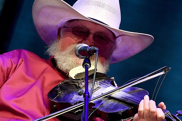 Charlie Daniels Country Music Hall of Fame exhibit