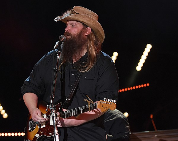 Hear chris stapleton 39 s solo 39 midnight train to memphis 39 for What songs has chris stapleton written