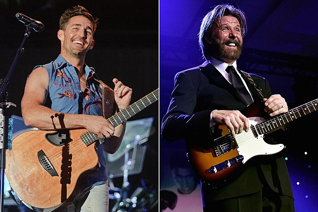 jake owen, ronnie dunn american country love song