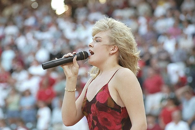 LeAnn Rimes Grand Ole Opry debut
