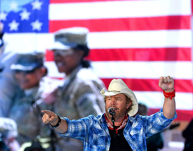 Toby Keith 9/11 memory