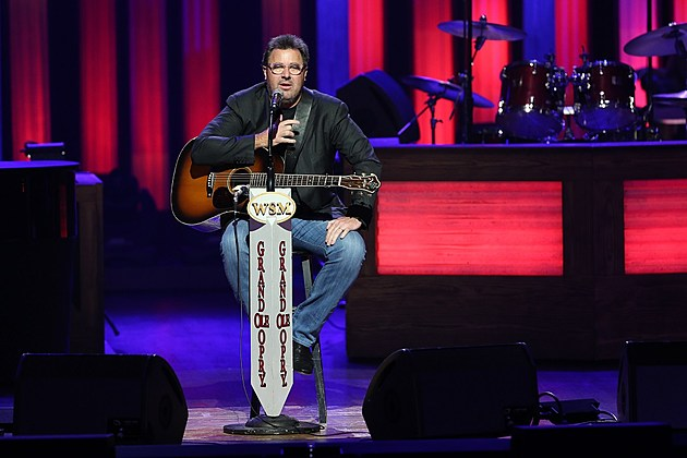 Vince Gill Grand Ole Opry induction
