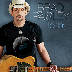 Brad Paisley Today single cover