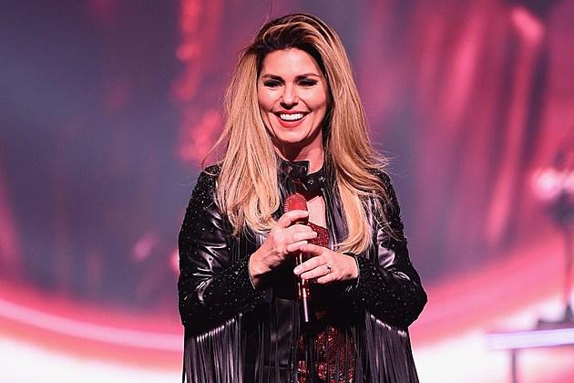 Shania Twain CMT Artist of a Lifetime 2016