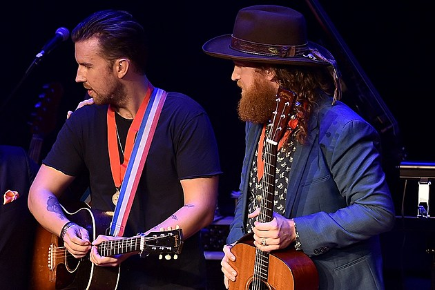 Brothers Osborne 2016 CMA Awards