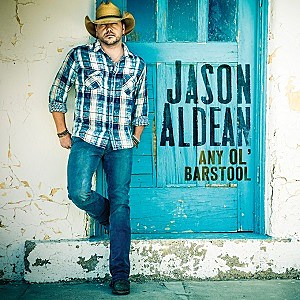 Jason Aldean Any Ol Barstool single cover